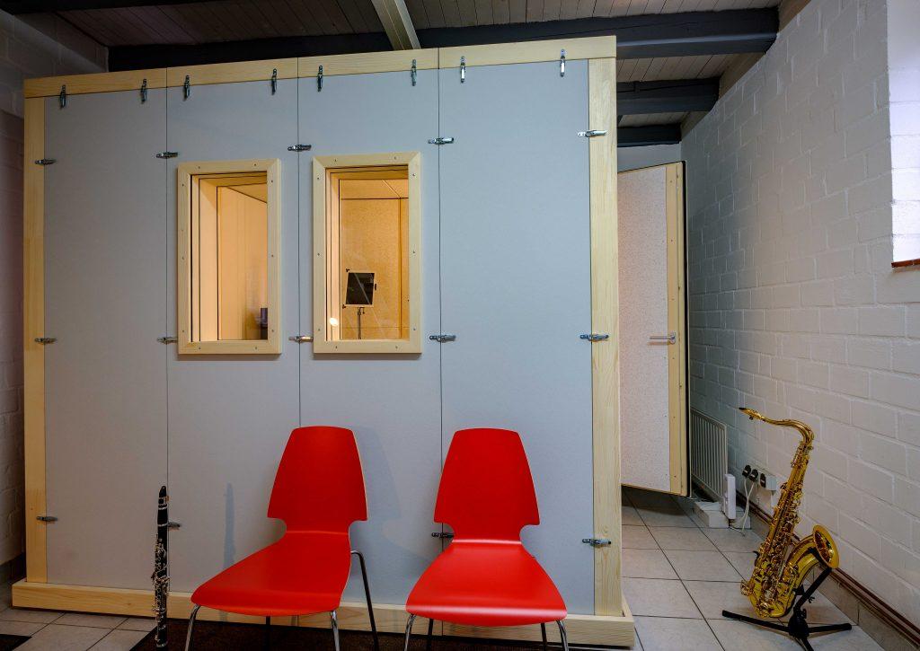 Studiobox Außenansicht 2
