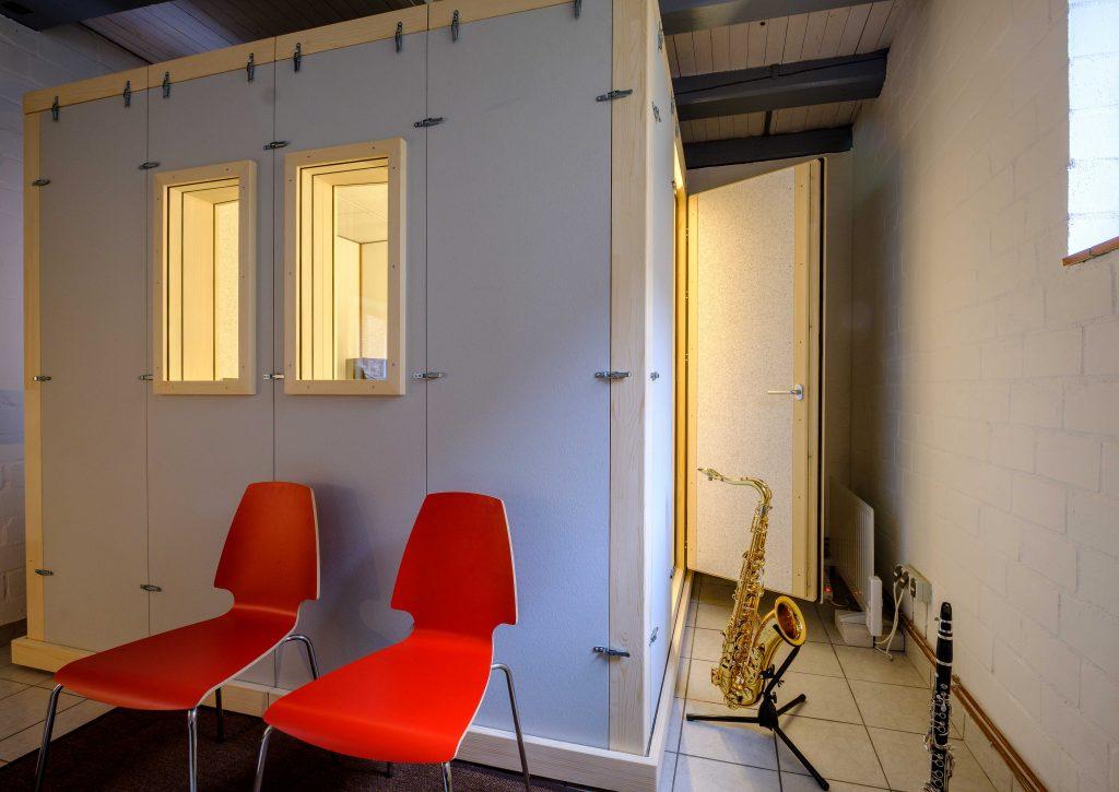 Studiobox Außenansicht 1
